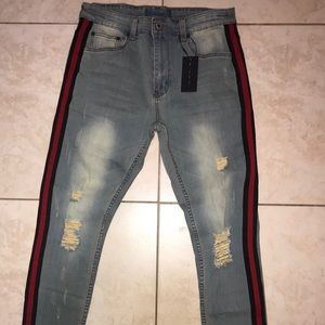 Other - Helix stripe jeans size 32
